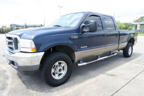 2003 Ford F-350 Super Duty for sale at Louisiana Truck Source, LLC in Houma LA