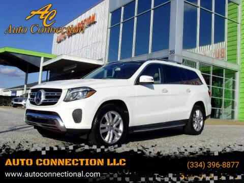2017 Mercedes-Benz GLS for sale at AUTO CONNECTION LLC in Montgomery AL