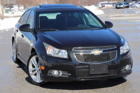 2013 Chevrolet Cruze for sale at Big O Auto LLC in Omaha NE