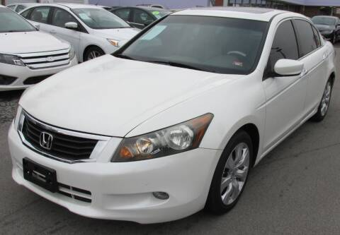 2009 Honda Accord for sale at Express Auto Sales in Lexington KY