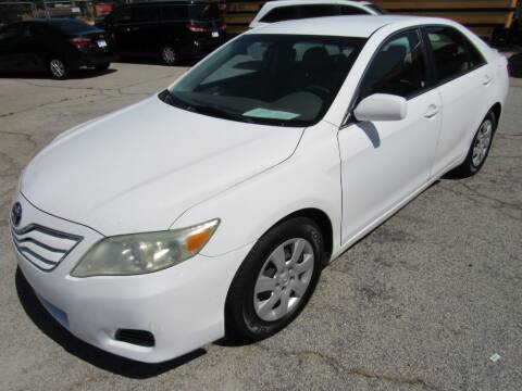 2010 Toyota Camry for sale at King of Auto in Stone Mountain GA