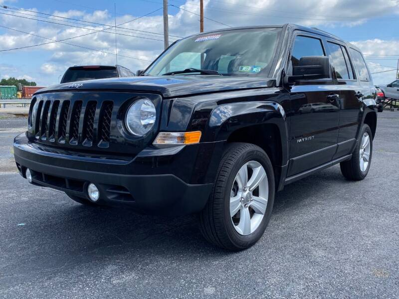 2015 Jeep Patriot for sale at Clear Choice Auto Sales in Mechanicsburg PA
