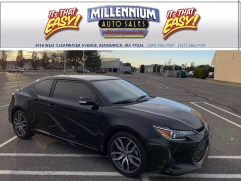 2016 Scion tC for sale at Millennium Auto Sales in Kennewick WA