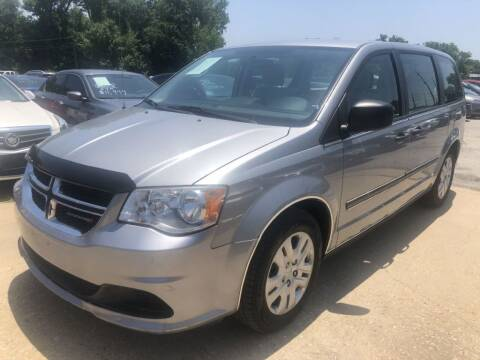 2014 Dodge Grand Caravan for sale at Pary's Auto Sales in Garland TX
