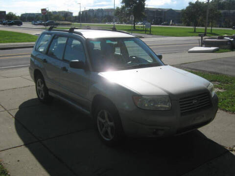 2007 Subaru Forester for sale at American & Import Automotive in Cheektowaga NY