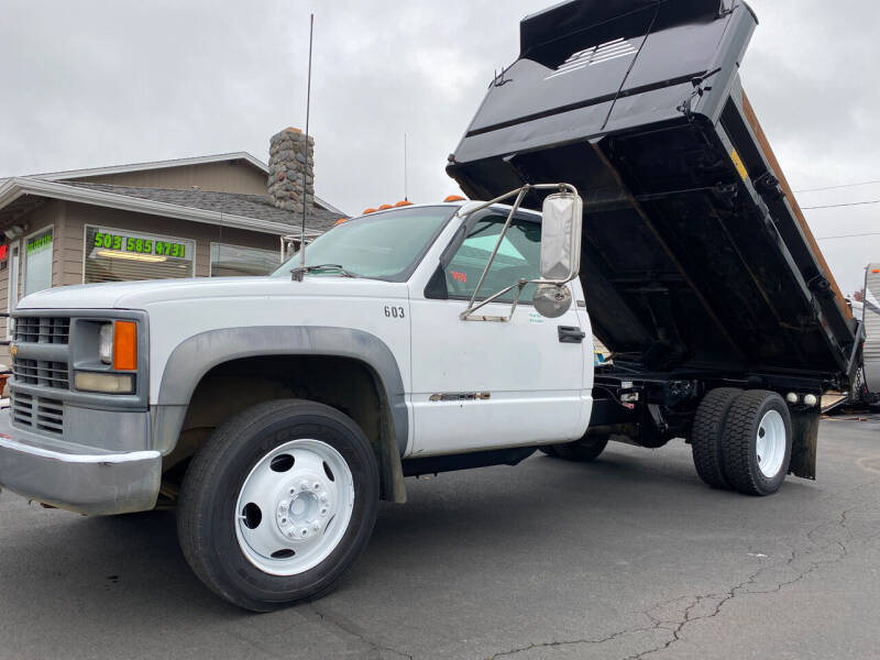 1994 Chevrolet C/K 3500 Series for sale at Dorn Brothers Truck and Auto Sales in Salem OR