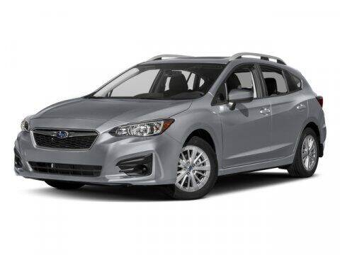 2017 Subaru Impreza for sale at Frenchie's Chevrolet and Selects in Massena NY