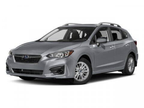 2017 Subaru Impreza for sale at QUALITY MOTORS in Salmon ID