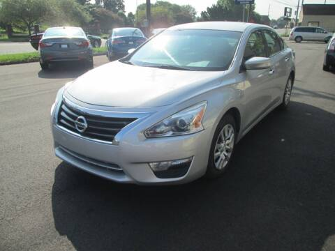 2014 Nissan Altima for sale at Downtown Motors in Macon GA