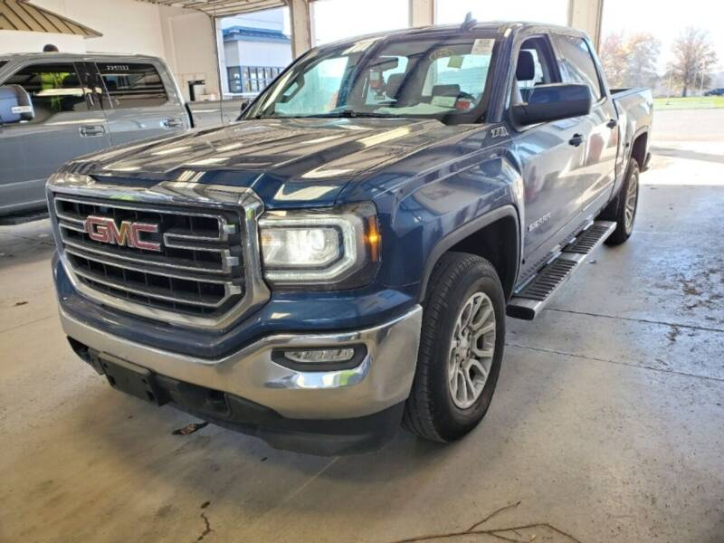 2016 GMC Sierra 1500 for sale at Franklyn Auto Sales in Cohoes NY