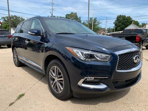 2018 Infiniti QX60 for sale at Auto Gallery LLC in Burlington WI