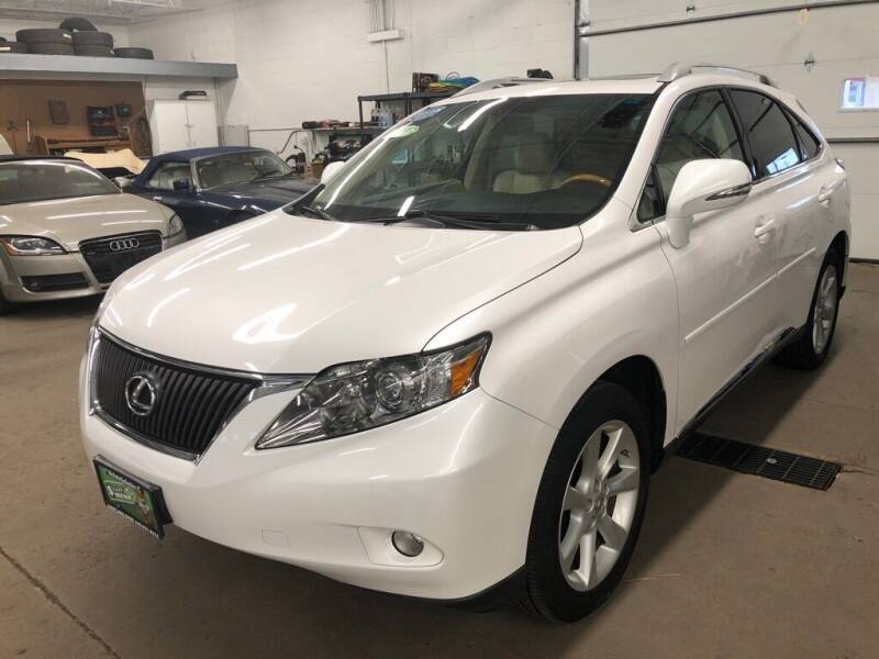 2012 Lexus RX 350 for sale at MR Auto Sales Inc. in Eastlake OH