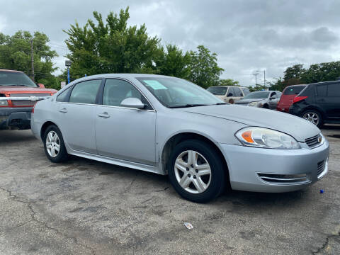 2009 Chevrolet Impala for sale at Dave-O Motor Co. in Haltom City TX