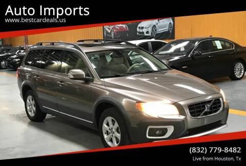 2008 Volvo XC70 for sale at Auto Imports in Houston TX