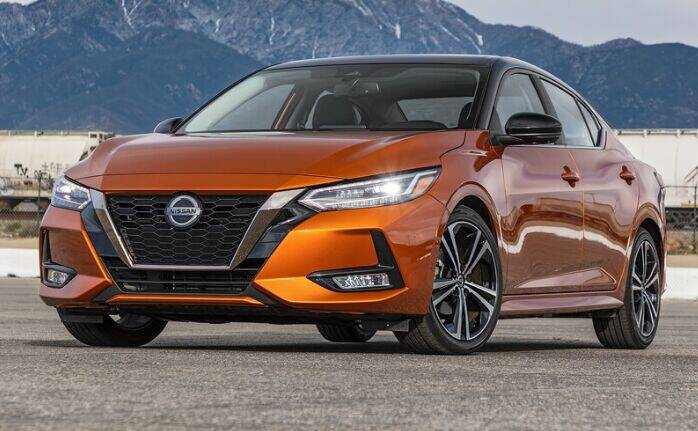 2021 Nissan Sentra for sale at Diamante Leasing in Brooklyn NY
