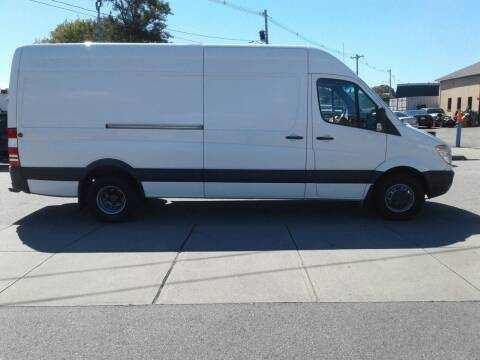 2014 Freightliner Sprinter Cargo for sale at Nelsons Auto Specialists in New Bedford MA