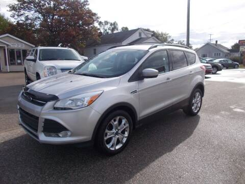 2013 Ford Escape for sale at Jenison Auto Sales in Jenison MI