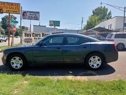 2007 Dodge Charger for sale at Cherokee Auto Sales in Knoxville TN