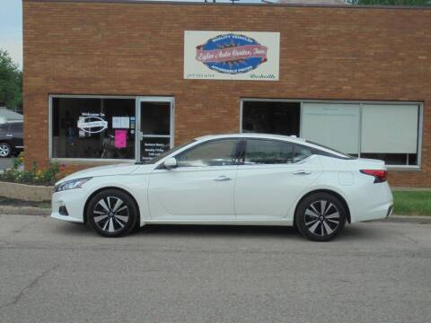 2019 Nissan Altima for sale at Eyler Auto Center Inc. in Rushville IL