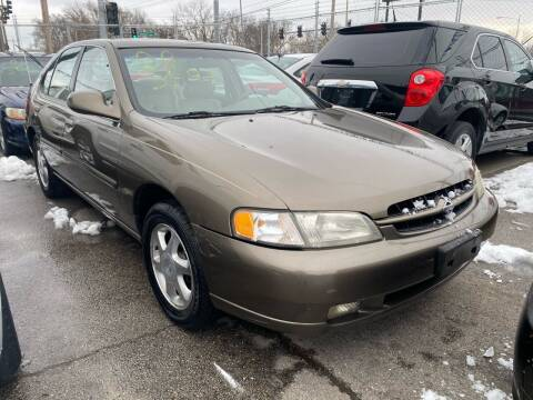 1999 Nissan Altima for sale at Car Barn of Springfield in Springfield MO