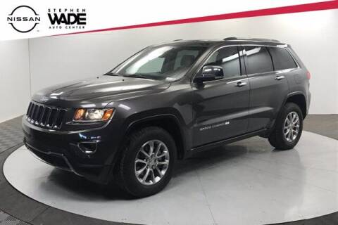 2014 Jeep Grand Cherokee for sale at Stephen Wade Pre-Owned Supercenter in Saint George UT