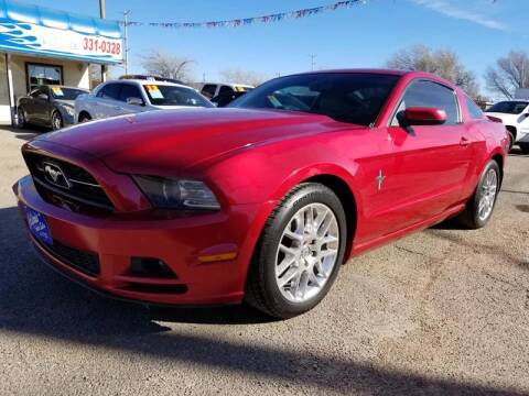 2013 Ford Mustang for sale at California Auto Sales in Amarillo TX