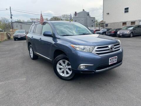 2012 Toyota Highlander for sale at PRNDL Auto Group in Irvington NJ
