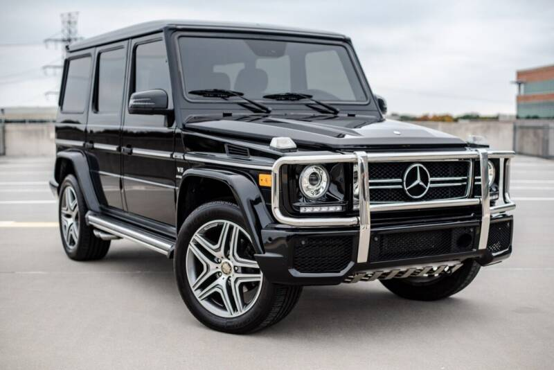 2003 Mercedes-Benz G-Class for sale at Car Match in Temple Hills MD
