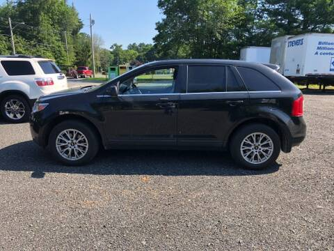 2013 Ford Edge for sale at Perrys Auto Sales & SVC in Northbridge MA