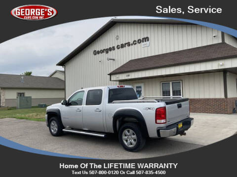 2010 GMC Sierra 1500 for sale at GEORGE'S CARS.COM INC in Waseca MN