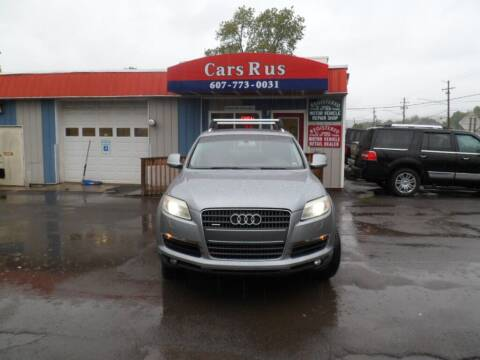 2007 Audi Q7 for sale at Cars R Us in Binghamton NY