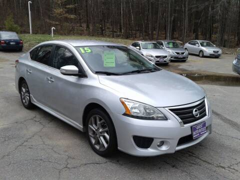 2015 Nissan Sentra for sale at Quest Auto Outlet in Chichester NH