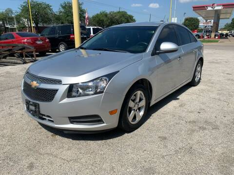 2014 Chevrolet Cruze for sale at Friendly Auto Sales in Pasadena TX