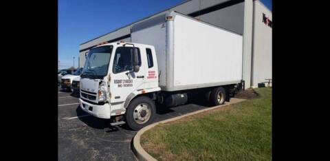 2010 Mitsubishi Fuso FK62F for sale at Exclusive Automotive in West Chester OH