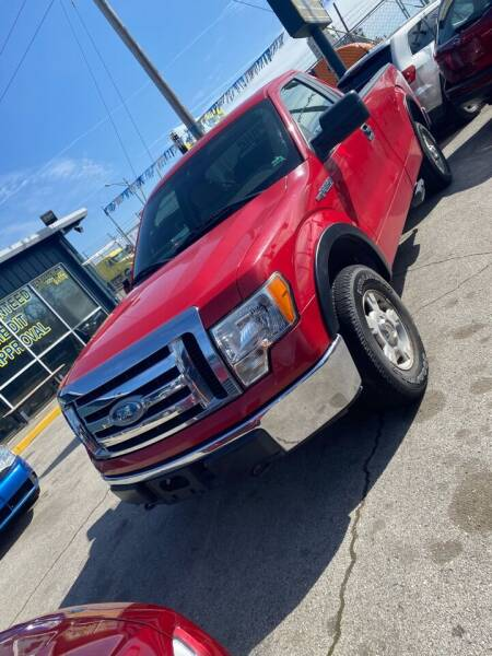 2009 Ford F-150 for sale at Car Barn of Springfield in Springfield MO