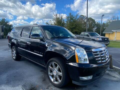 2008 Cadillac Escalade ESV for sale at Sevierville Autobrokers LLC in Sevierville TN