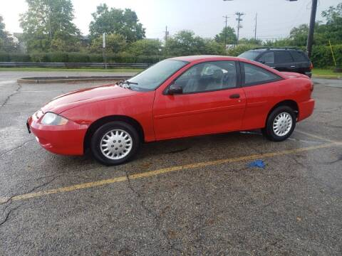 2003 Chevrolet Cavalier for sale at REM Motors in Columbus OH