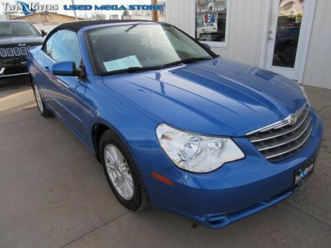 2008 Chrysler Sebring for sale at TWIN RIVERS CHRYSLER JEEP DODGE RAM in Beatrice NE