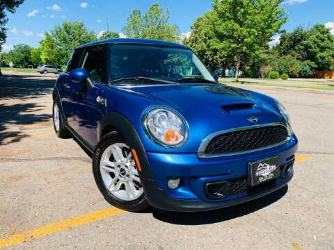 2012 MINI Cooper Hardtop for sale at Boise Auto Group in Boise ID
