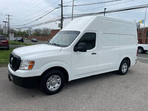 2012 Nissan NV Cargo for sale at State Road Truck Sales in Philadelphia PA