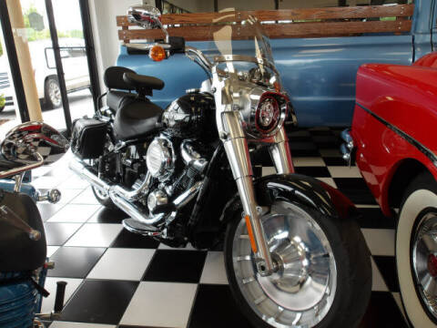 2017 Harley-Davidson Fat Boy for sale at TAPP MOTORS INC in Owensboro KY