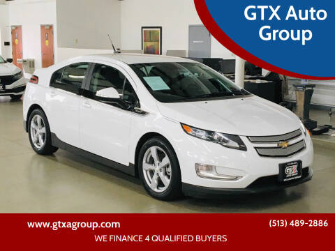 2014 Chevrolet Volt for sale at GTX Auto Group in West Chester OH