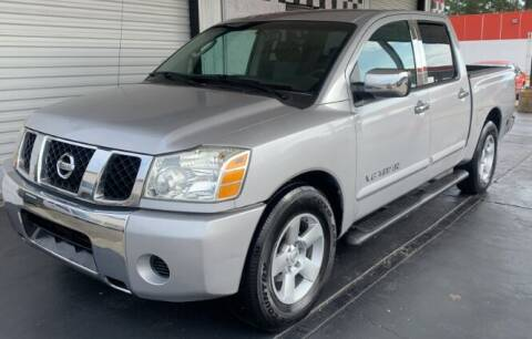 2005 Nissan Titan for sale at Tiny Mite Auto Sales in Ocean Springs MS