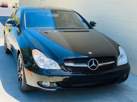 2010 Mercedes-Benz CLS for sale at Auto Zoom 916 Rancho Cordova in Rancho Cordova CA