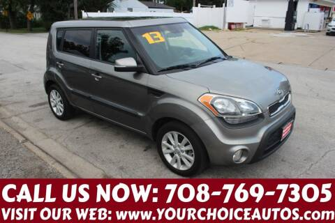 2013 Kia Soul for sale at Your Choice Autos in Posen IL