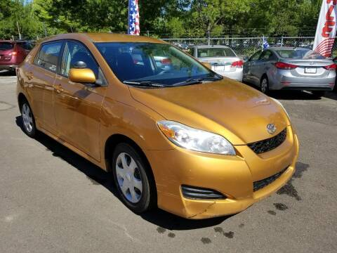 2009 Toyota Matrix for sale at Universal Auto Sales in Salem OR