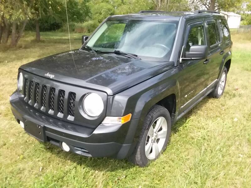 2011 Jeep Patriot for sale at South Niagara Auto Used Cars & Service in Lockport NY