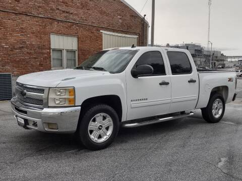 2013 Chevrolet Silverado 1500 for sale at Imperial Auto of Slater in Slater MO