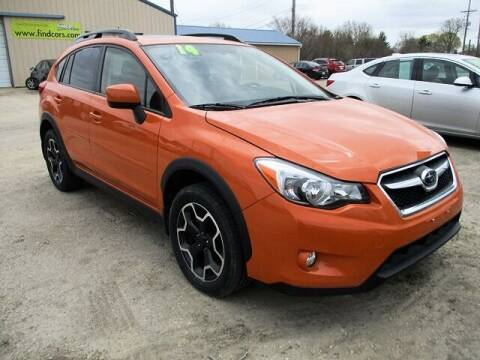 2014 Subaru XV Crosstrek for sale at Northeast Iowa Auto Sales in Hazleton IA