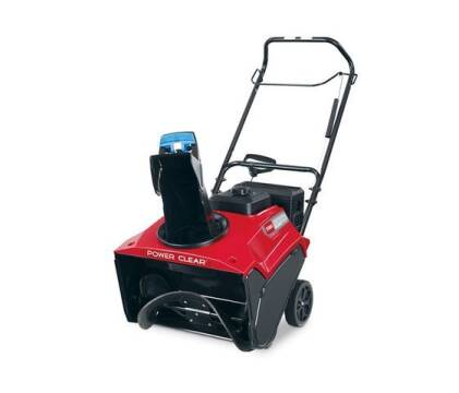 2021 Toro Power Clear 21'' Gas for sale at Koop's Sales and Service in Vinton IA